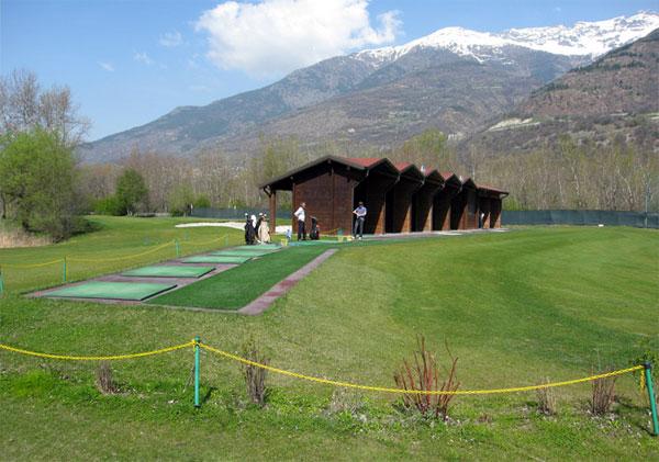 Golf Val d'Aoste